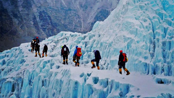 Everest Expedition in Virtual Reality 360