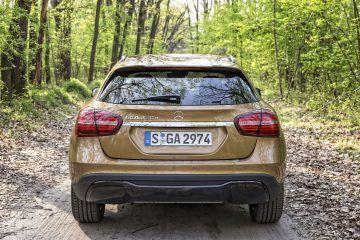 Erste Fahrt mit dem modellgepflegten GLA: Was kann der kompakte SUV ? - Mercedes-Benz Passion Blog / Mercedes Benz, smart, Maybach, AMG