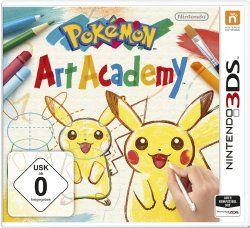 Pokemon Art Academy im Familienklick-Test Auch ohne Picasso-Qualitäten macht es überraschend viel Spaß meint unser Pokemon-Tester Christophe...