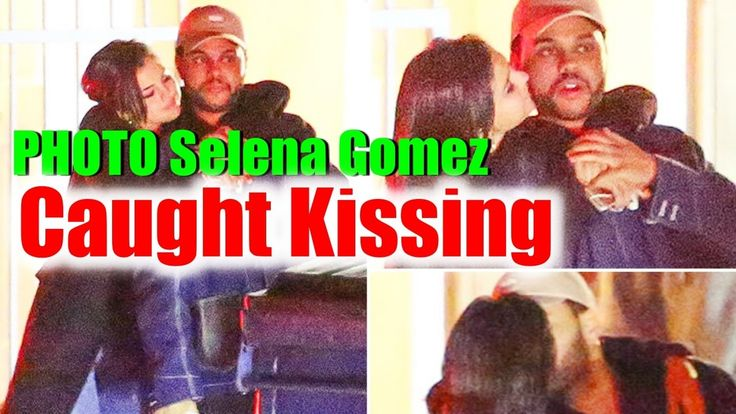 BREAKING NEWS - PHOTO Selena Gomez and The Weeknd Were Caught Kissing in LA https://youtu.be/At1bdDgnSmo