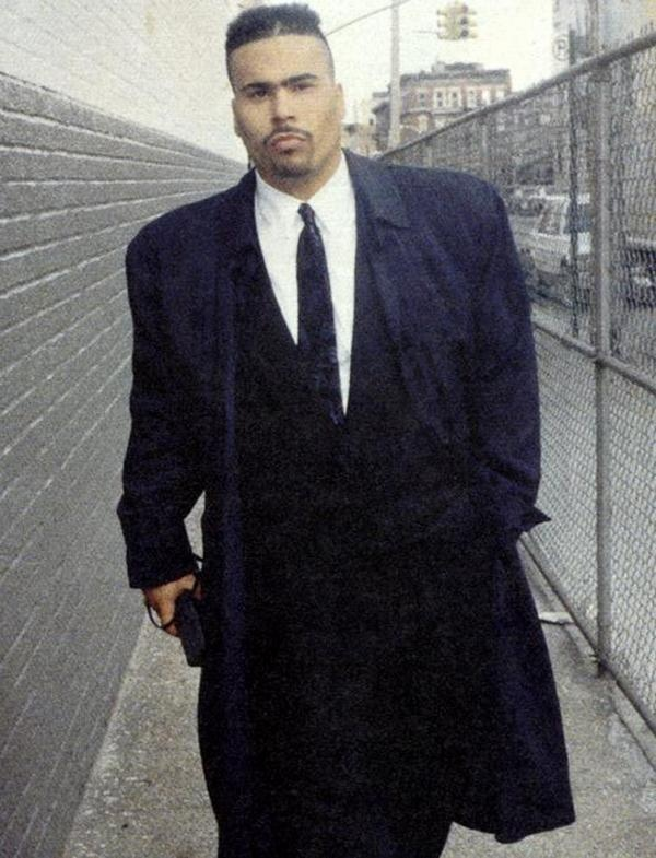 Big Pun before ... R Kelly And His Wife And Kids