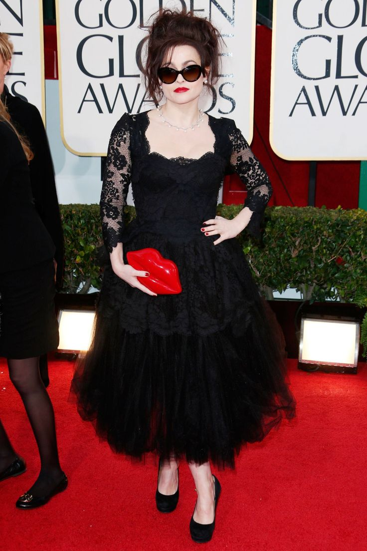 Helena Bonham Carter Is Cinderella's Fairy Godmother