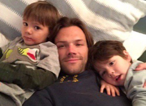 01/19/2017 Jarpad with Tom & Shep! Can't wait to see him with his baby girl!