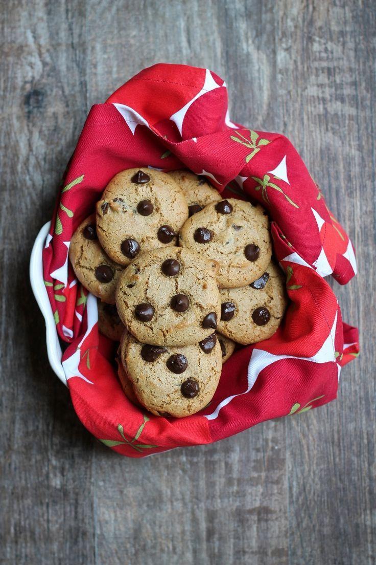 Best Vegan Gluten Free Chocolate Chip Cookies Recipe Gluten Free Chocolate Chocolate Chip Cookies Gluten Free Chocolate Chip Cookies