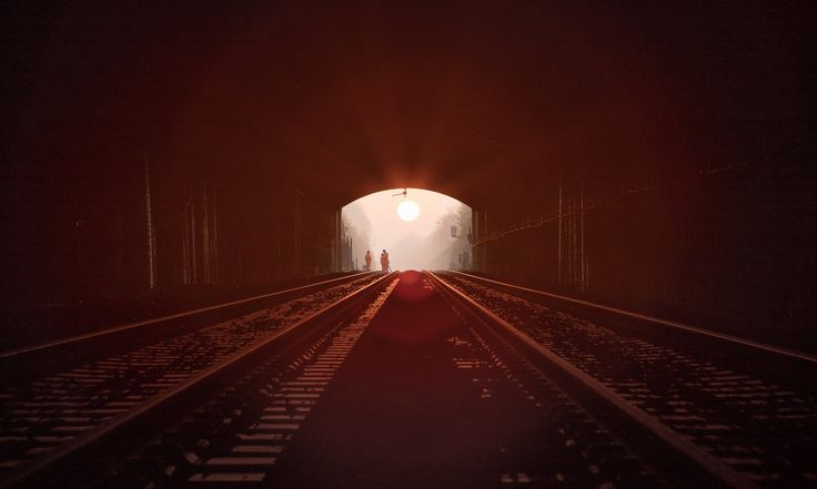 The morning sun shines through Brunel's Box tunnel near Bath on the engineer's birthday.  Engineers have tested one of the UK's most intriguing railway legends: that the rising sun shines through the Box tunnel near Bath on the birthday of the 19th-century genius who created the line. https://www.theguardian.com/technology/2017/apr/10/isambard-kingdom-brunel-birthday-box-tunnel-bath-sun?CMP=share_btn_tw