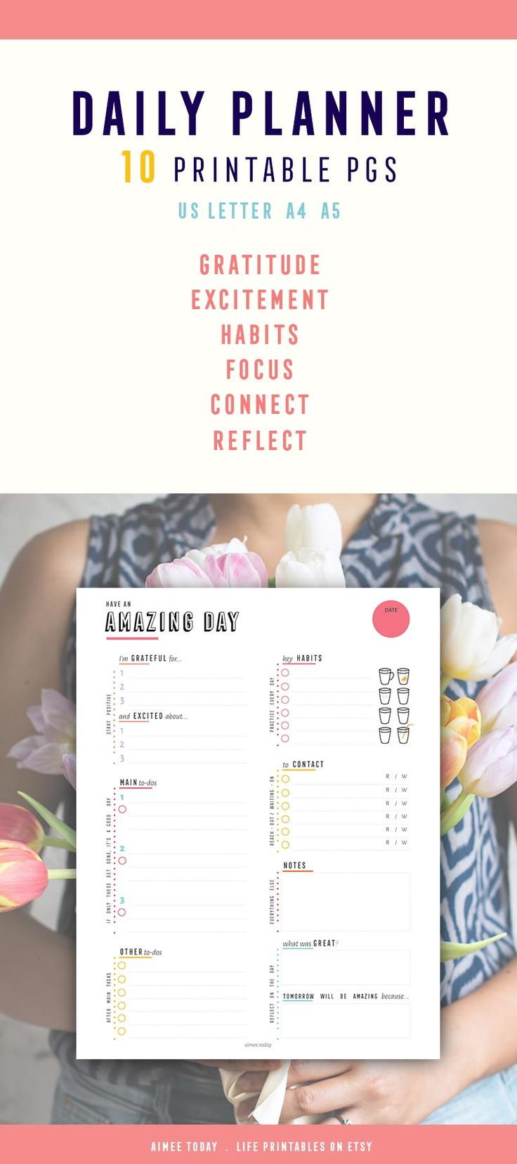 Best 25+ Daily planners ideas on Pinterest | Daily ...