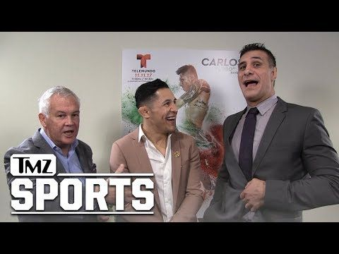 Alberto Del Rio: I'm Done with WWE, But Paige Could Return in 'Days' | TMZ Sports