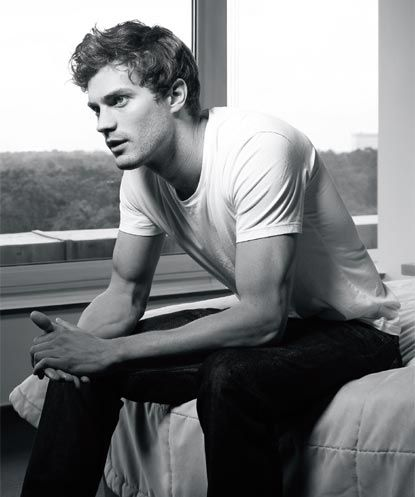Jamie Dornan from Once Upon a time. He is gorgeous.