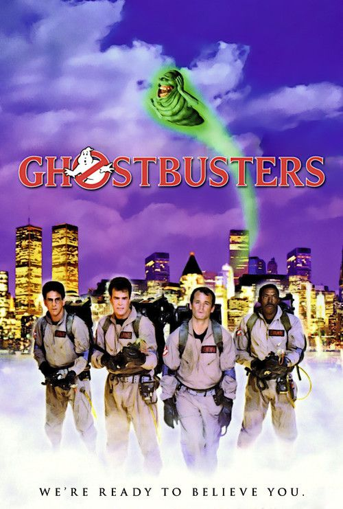 Watch Ghostbusters Full-Movie