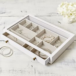 Teen Jewelry Stands & Custom Jewelry Boxes | PBteen