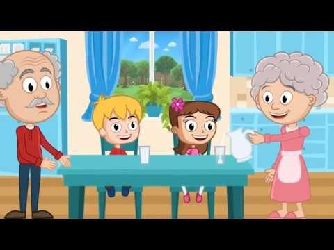 Głowa ramiona kolana pięty -Zestaw piosenek dla dzieci bajubaju.tv - YouTube