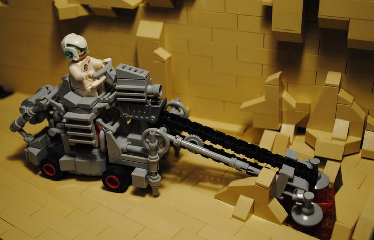 Mining Surface mining for ore by Brizzasbricks