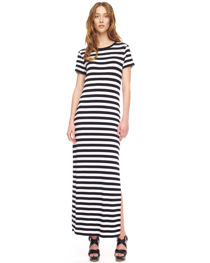 black-striped-maxi-dress-
