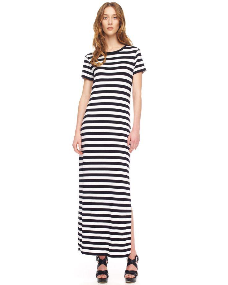 black-striped-maxi-dress-