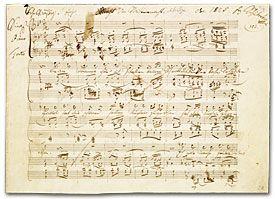 Music Treasures Consortium  View digital images of original and rare music manuscripts.