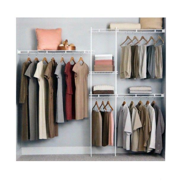 Organizador para closet 5 8 1628 ideas para organizar for Ideas de closets
