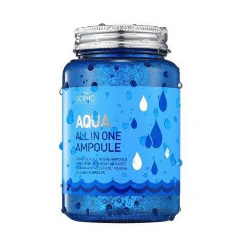 Увлажняющая сыворотка для лица Scinic Aqua All In One Ampoule в Иркутске