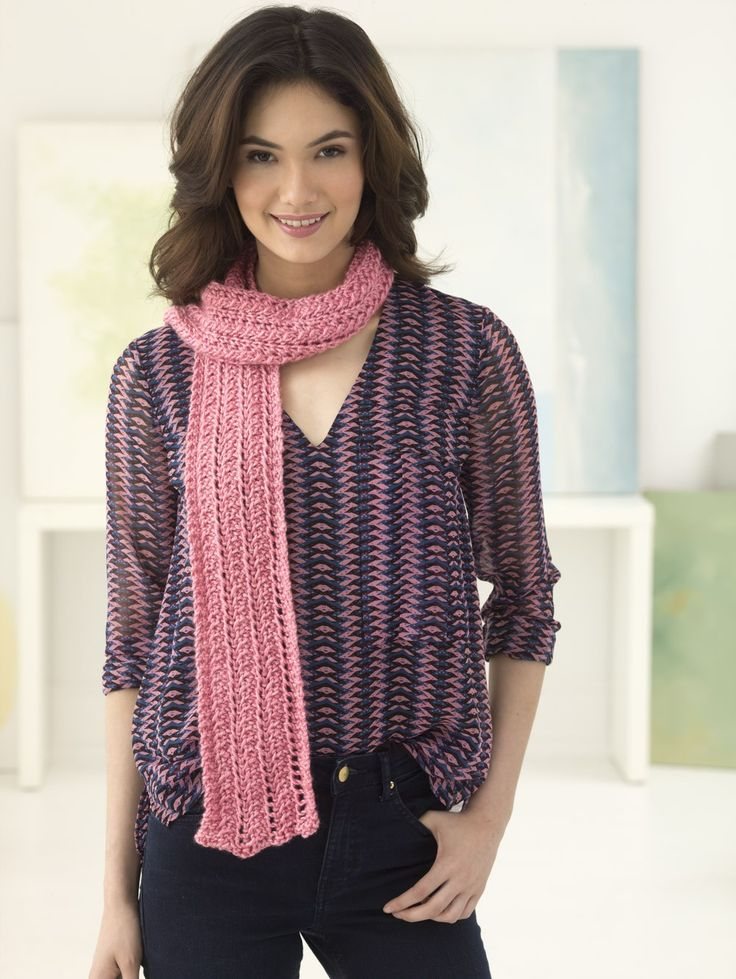 414 Best Images About Knit Amp Crochet Scarves On Pinterest