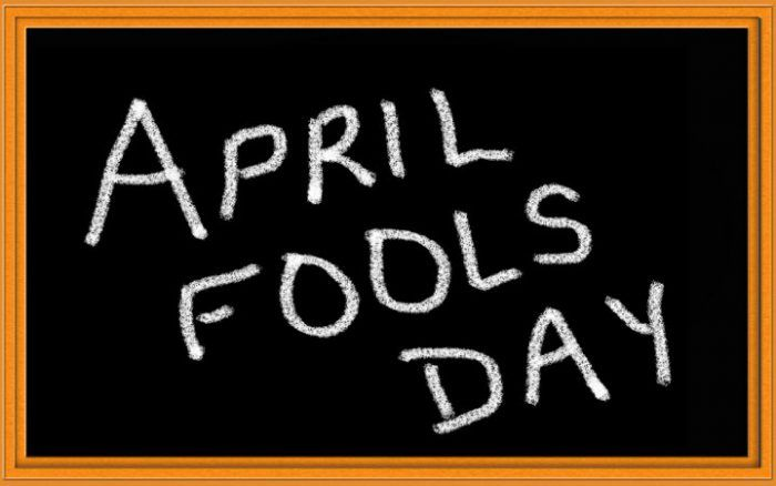 Benefits of April Fool's Day