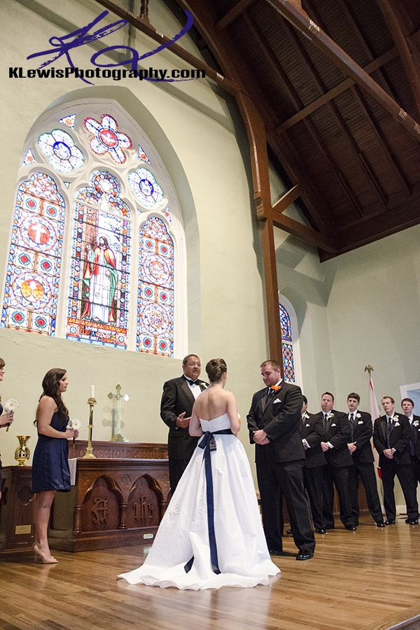 Old Christ Church In Pensacola Fl Wedding Photos Photographer