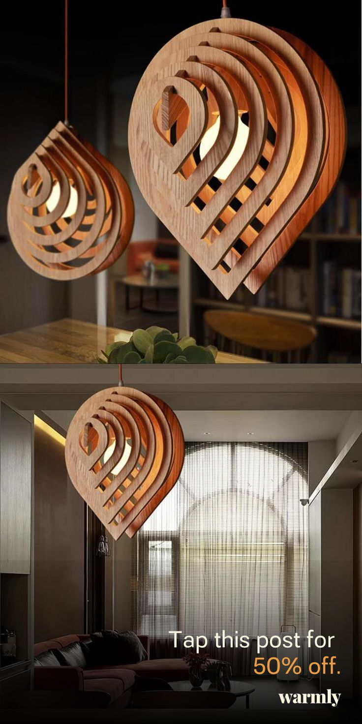 Indre – Art Deco Modern Drop Pendant Light