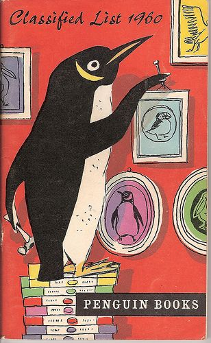 Vintage Penguin Book Cover Posters : Best penguin puffin pelican etc images on pinterest