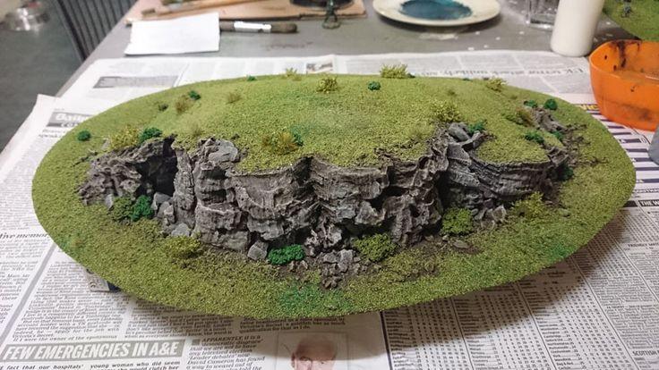 Ideas for rock terrain