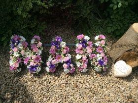 Loving Floral Nan