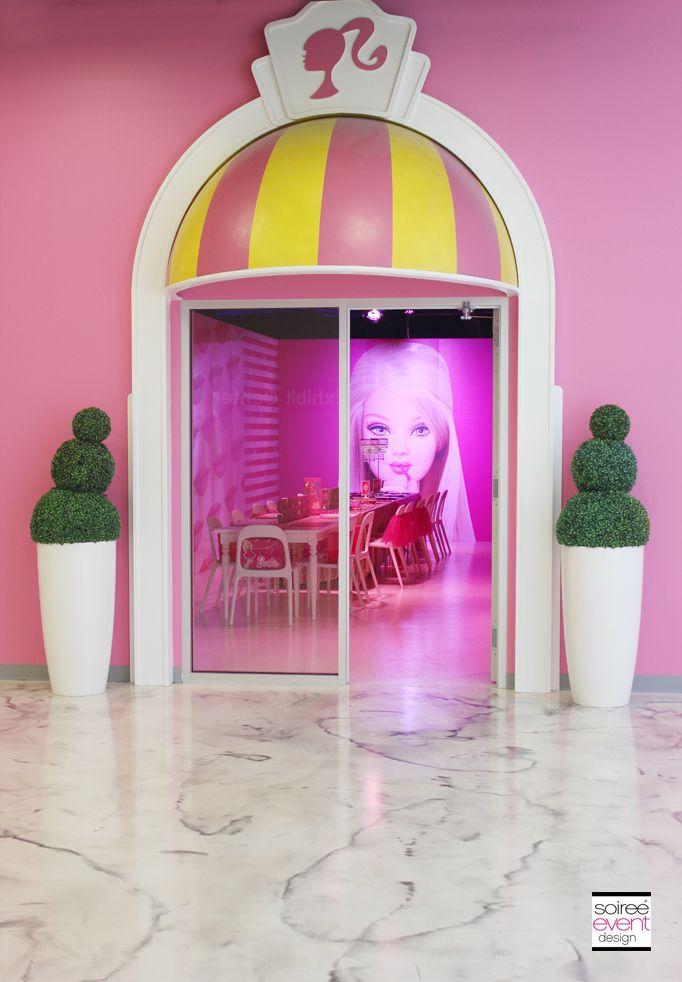 Les 25 meilleures id es de la cat gorie dreamhouse barbie - Barbie et la maison de reve ...