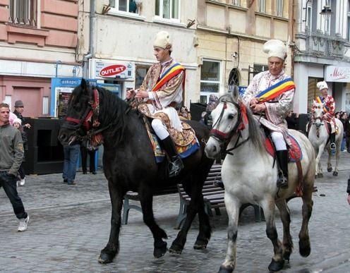 Brasov - Parada Junilor