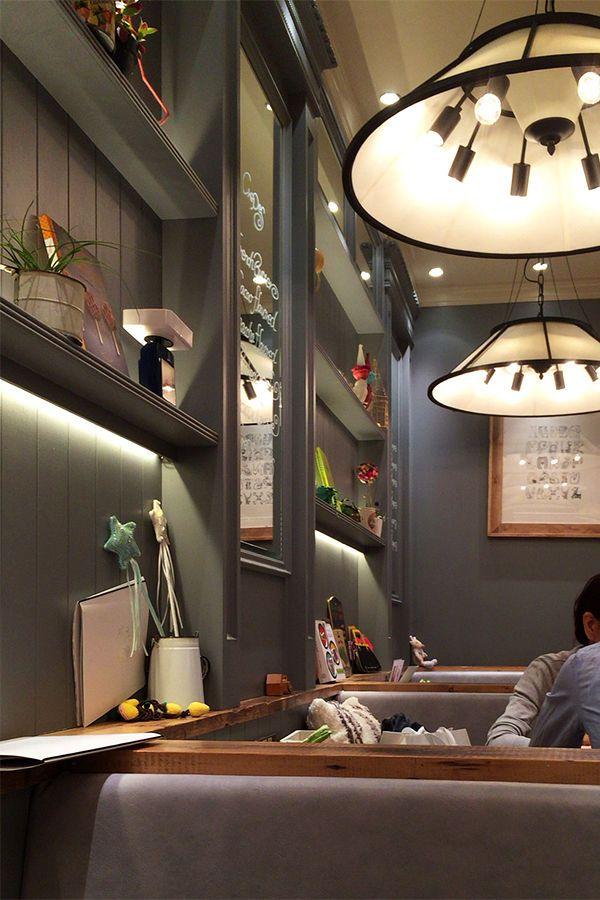 ジェラート ピケ カフェ ビオ コンセプト:店内