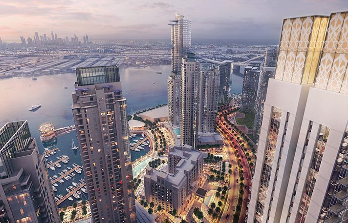 New Dubai Real Estate Projects to Watch for in 2017