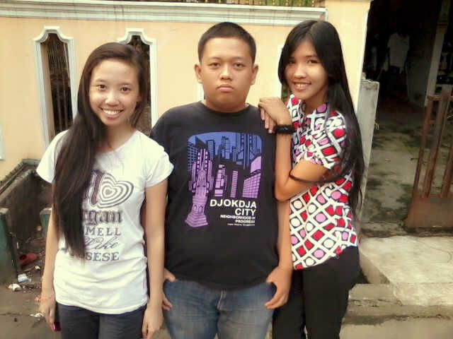 with Audy and Bang wit :D