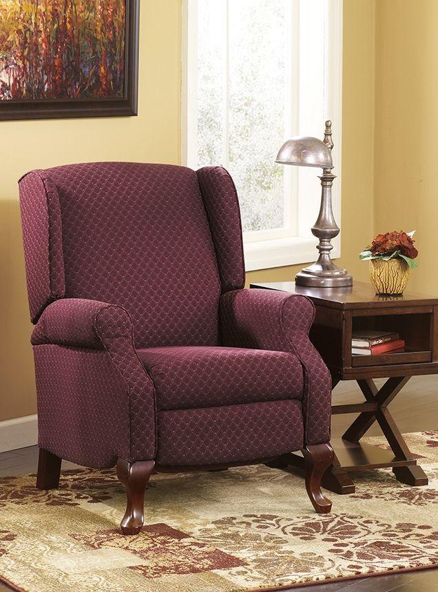 Lovely Signature Design Living Room High Leg Recliner 2800226   Ashley Furniture  HomeStore   Glendale AZ, Avondale AZ, Casa Grande AZ, Scottsdale A.
