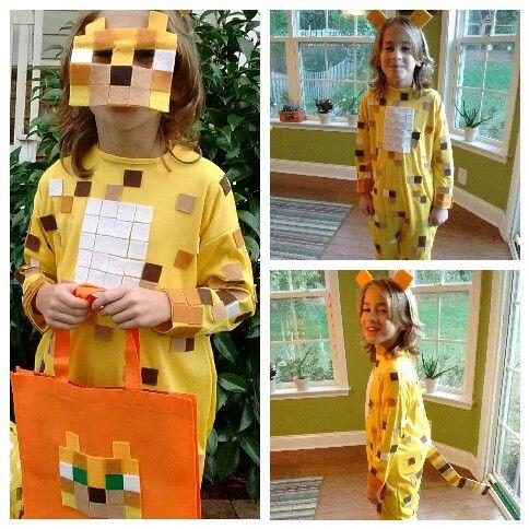 13 best Minecraft images on Pinterest Minecraft costumes - minecraft halloween costume ideas