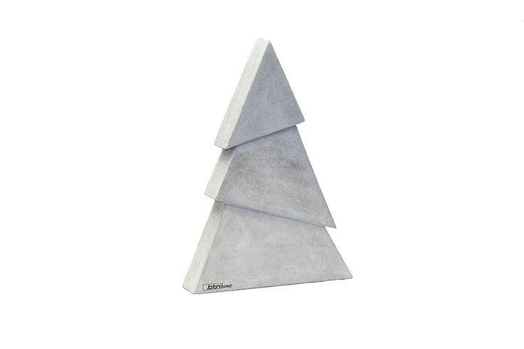 Choinka BIG DIAGONAL z betonu