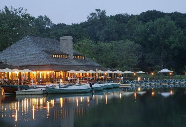 Boathouse Restaurant, Government Drive, Forest Park, St. Louis