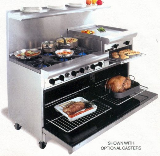 New Or Restaurant Equipment For Home Cooks Great Value