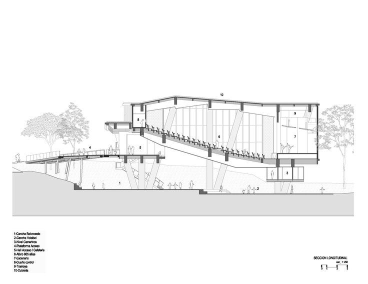 Gallery - La Enseñanza School Auditorium / OPUS + MEJÍA - 20