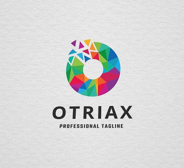 Otriax Letter O Logo Design Graphic Design Logo Logo Design Logo Design Creative