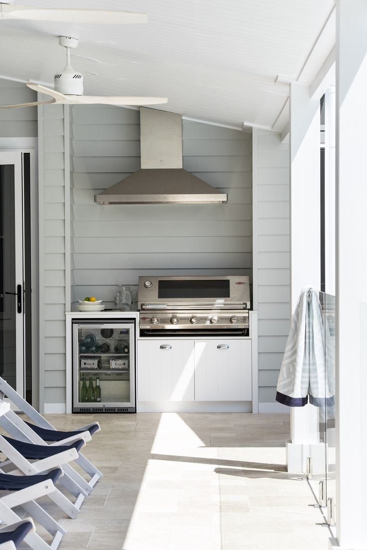 A Neutral Colour Palette And Scyon Linea Weatherboards Are Key For Achieving Modern Coastal Look