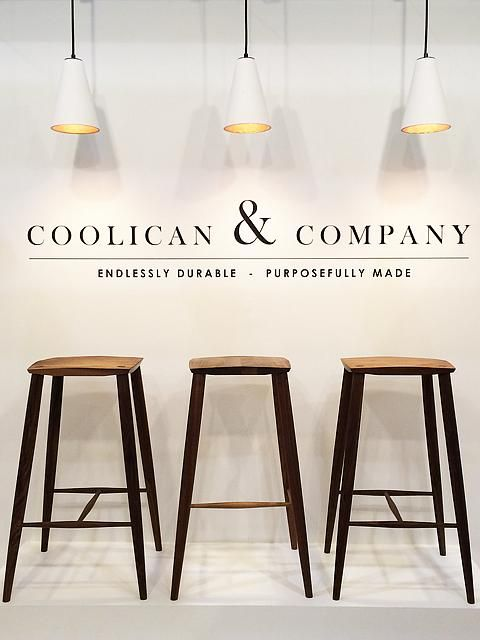 We love Coolican & Company! This year's Interior Design Show in Toronto was brimming with genius design and impeccable style. Click for a rundown of some of our favourite designs from IDS15!