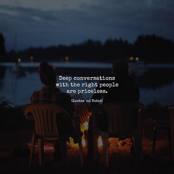 Deep conversations with the right people are priceless. via (http://ift.tt/2vaiLaN)