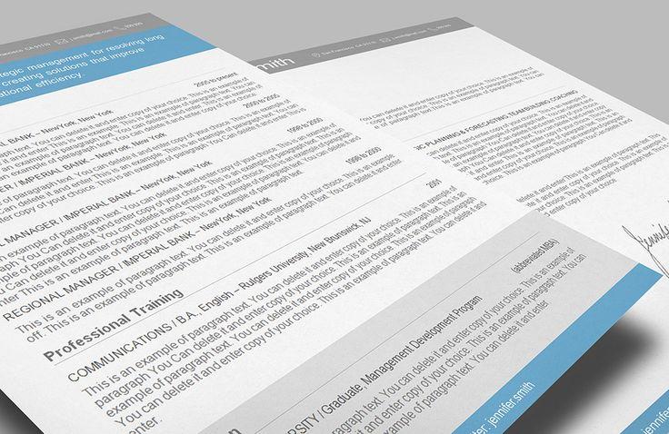 CV-Templates, #Resume-Templates, #CV-Word-Templates CV Word - copy of a professional resume