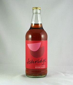 Ashridge Cider - Devon Blush