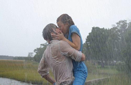 EL DIARIO DE NOAH, protagonizada por Ryan Gosling y Rachel McAdams