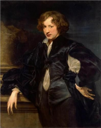 Self Portrait - Anthony van Dyck