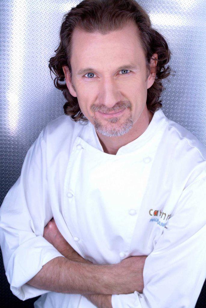 Paul Rankin -UK chef