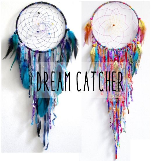13 best attrape r ve images on pinterest dream catchers dream catcher and dreamcatchers - Diy attrape reve ...