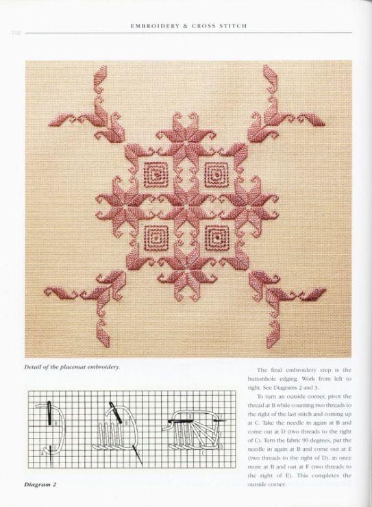 Gallery.ru / Фото #107 - Embroidery & Cross Stitch - OlgaHS